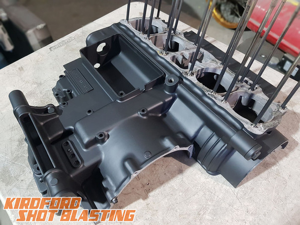 Honda Crank cases
