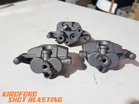 Gun metal Callipers