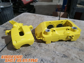 Renault Clio Brake Calipers