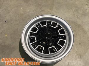 Rostyle MG Wheel