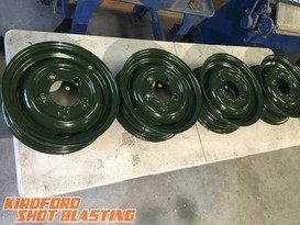 Land Rover Defender Wheels