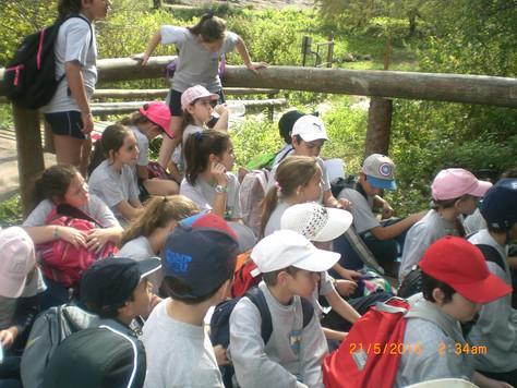 Visita al Cerro Colorado