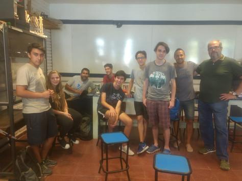 Los estudiantes del secundario se preparan para un nuevo desafío, Torneo de Física Nacional
