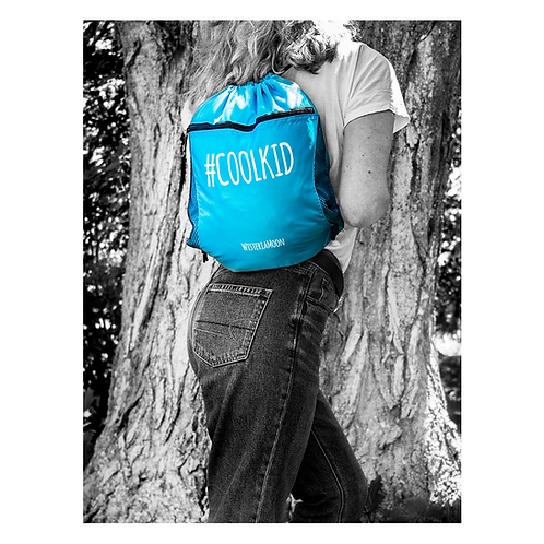 #coolkid Drawstring Backpack