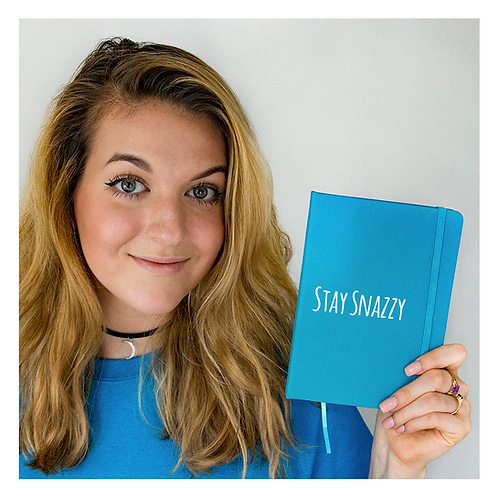 Stay Snazzy Notebook