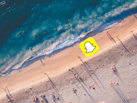 Snapchat envisage les drones