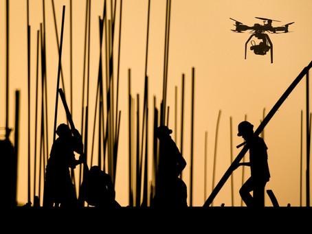 L'usage des drones décolle