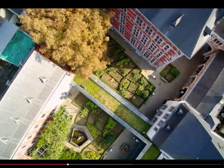 """""""Vu du Ciel"""", Liège vu par drone"""