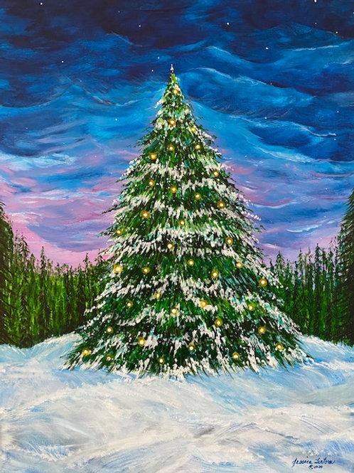 """""""Oh Christmas Tree!"""" Print"""