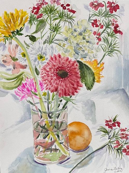 """""""Freshly Picked"""" Original Painting"""