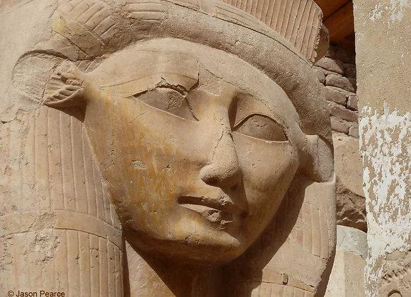 Le temple d 'Hathor