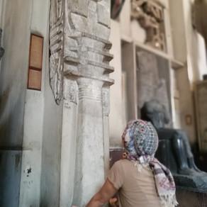 La prêtresse d'Hathor