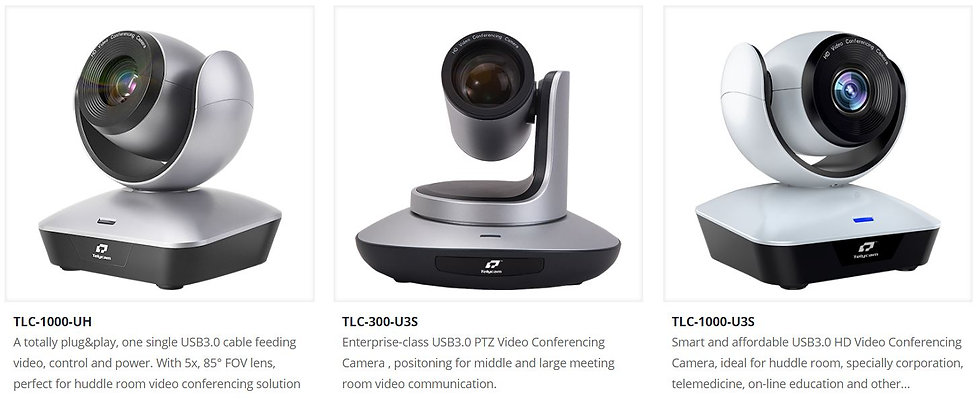 USB PTZ Cameras