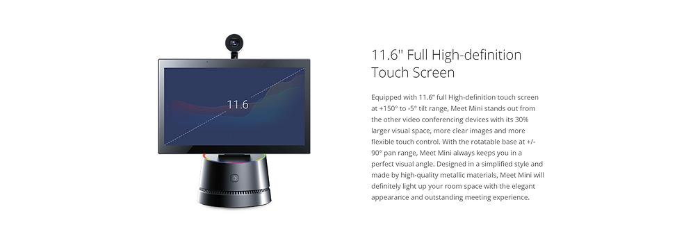 eztalks meet mini white S5 camera 10.28.