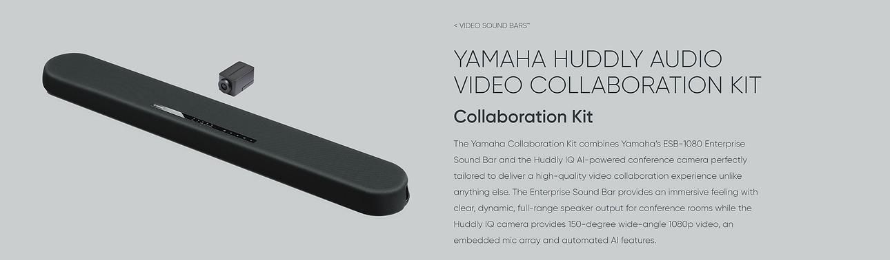 Yamaha collaboration kit Header S.1 11.2