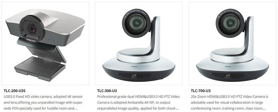 USB PTZ Cameras 1080p
