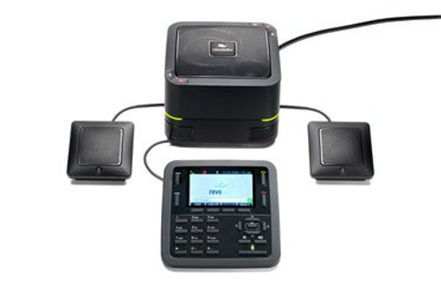 FLX UC 1500 VoIP & USB Conference Phone with Extension Mics