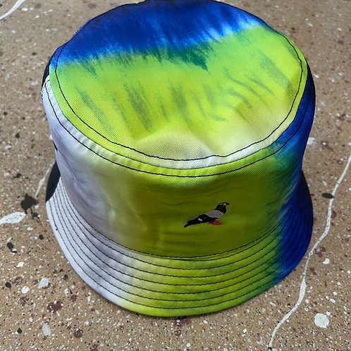 STAPLE BUCKET HAT
