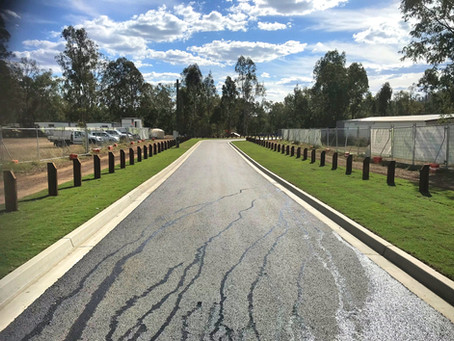 Bellrise successfully completes construction on the Lowood / Fernvale Sewer Upgrade
