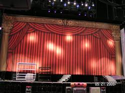 Taylor Swift's Backdrop