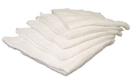 Terry Cloth Towels (Pack of 60)