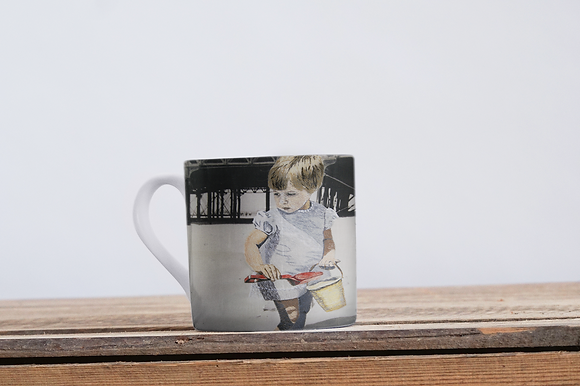 Fine Bone China Mug - Self Portrait 1970