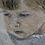 Thumbnail: Self Portrait 1970  Original Stitched Artwork