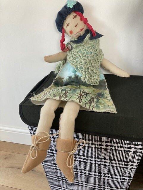 Angelina the doll