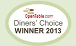opentable diners' choice winner 2013.png