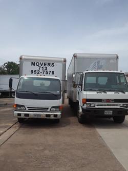 Company Trucks