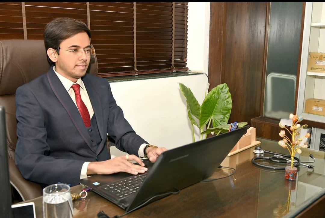 Dr Yogesh Jadhav