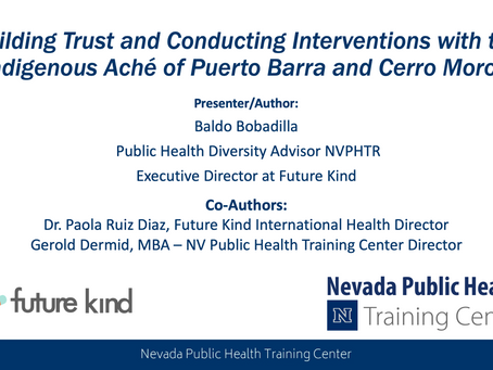 Future Kind Presents at the 2020 American Public Health Association Conference