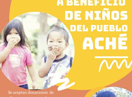 World Nutrition Program to Benefit the Aché Children