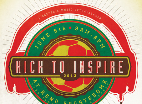 Future Kind Presents the 2nd Annual Kick To Inspire Festival