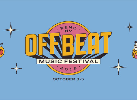 Off Beat 2019! Ready for another year of great music!