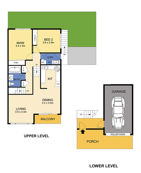 Exampl Real Estt Floor Plans