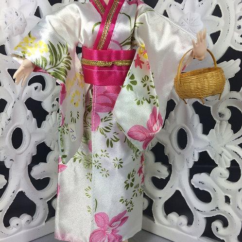 Kimono Pullip, Obitsu