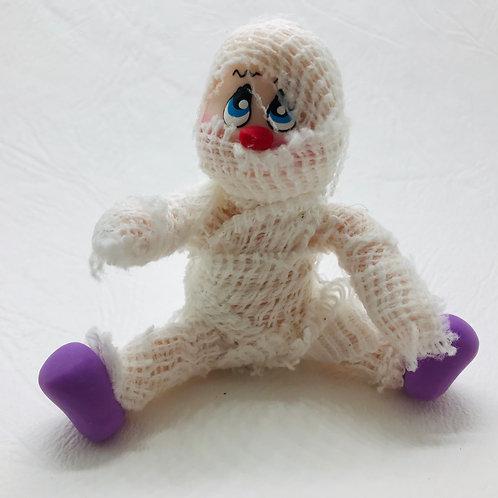 Personnage Momie miniature Halloween
