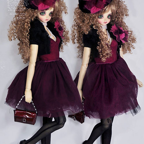 Tenue cocktail BJD SD