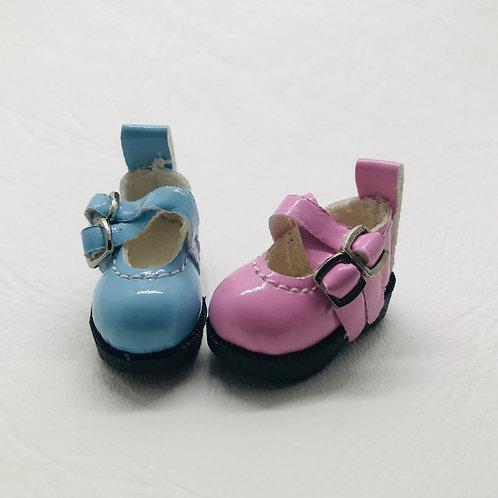 Chaussures deux brides Lati Yellow