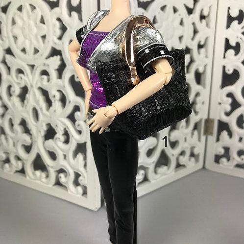 Sac à main luxe dolls 1/6, Pullip, Blythe, Obitsu
