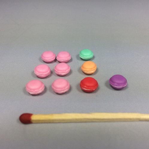 Macarons miniature