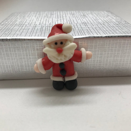 Père Noël debout miniature 1:2