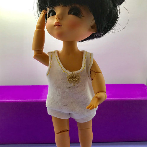 Body Lati Yellow, Pukifee, dolls 16-17cm