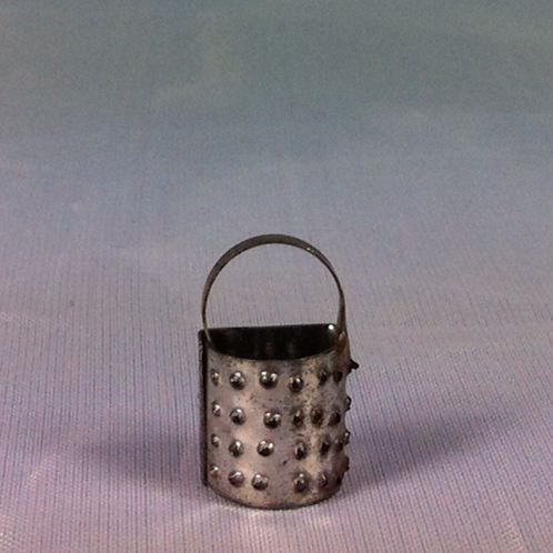 Râpe miniature 1/12, maison de poupée