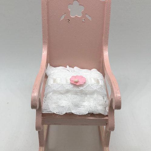 Rocking chair miniature 1/12