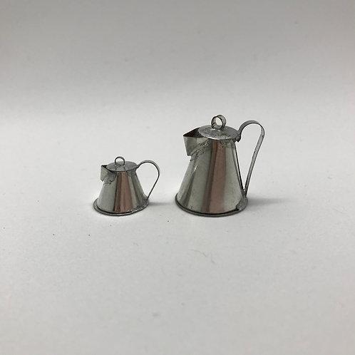 Cafetière miniature 1:12