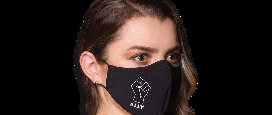Ally Reusable Face-Mask