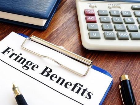 Fringe Benefit Tax Tips