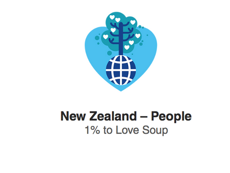 Celebrating Success by GIVING - Epiphany Accounting Solutions is the proud sponsor of LOVE SOUP